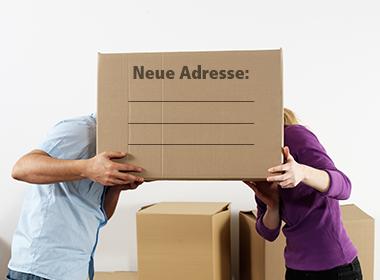 Post und Pakete nachsenden lassen - der Nachsendauftrag