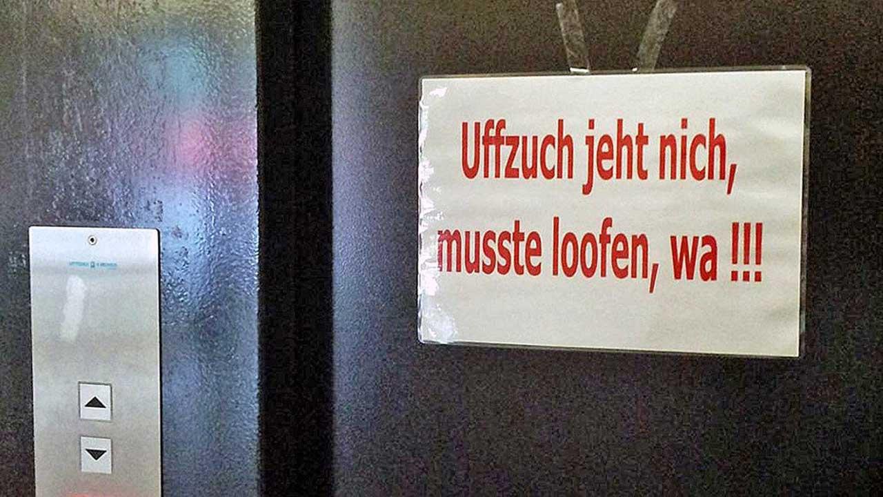 Aufzug im Mietrecht: Ein defekter Aufzug sorgt immer für Ärger